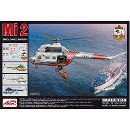 Aeroplast Aeroplast - Mil Mi-2 Hoplite - 1:48