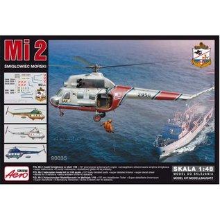 Aeroplast Mil Mi-2 Hoplite - 1:48