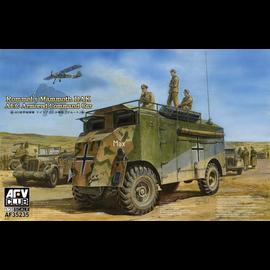 "AFV-Club AFV-Club - AEC Armoured command vehicle ""Rommels Mammoth D.A.K. - 1:35"