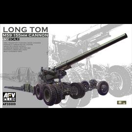 """AFV-Club AFV-Club - U.S. M59 155mm Cannon """"Long Tom"""" - 1:35"""