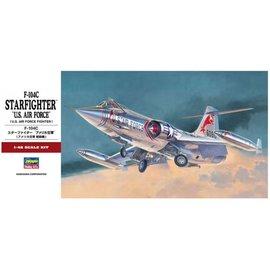 Hasegawa Hasegawa - Lockheed F-104C Starfighter - 1:48