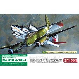 Fine Molds Fine Molds - Messerschmitt Me 410A-1 /B-1 - 1:72