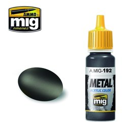 AMMO by MIG AMMO - Polished Metal - Acrylic Color