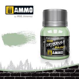 AMMO by MIG AMMO - Drybrush Bright Green