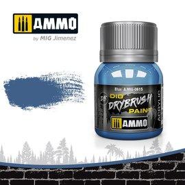 AMMO by MIG AMMO - Drybrush Blue