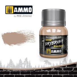AMMO by MIG AMMO - Drybrush Dark Sand