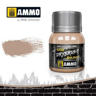 AMMO by MIG Drybrush Dark Sand
