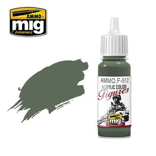 AMMO by MIG Field Grey FS-34159 for Figures