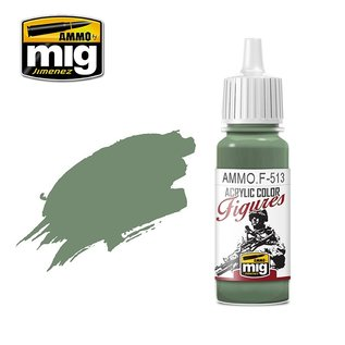 AMMO by MIG Field Grey Highlight FS-34414 for Figures