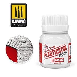 AMMO by MIG AMMO - Plasticator thick - Haftgrund für poröse Materialien, dickflüssig