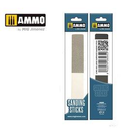 AMMO by MIG AMMO - Large Surface Sanding Stick - Sandpapierfeile f. Flächen