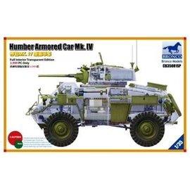 Bronco Models Bronco Models - Humber Armored Car Mk. IV - 1:35