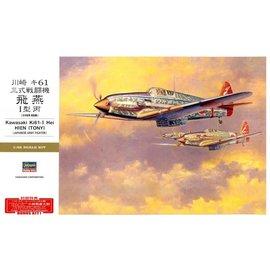 Hasegawa Hasegawa - Kawasaki Ki61-I Hei Hien (Tony) - 1:32