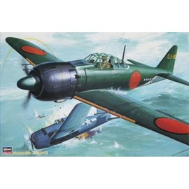 Hasegawa Hasegawa - Mitsubishi Model 52 (A6M5, -5A, -5B, -5C) Zero Fighter - 1:32