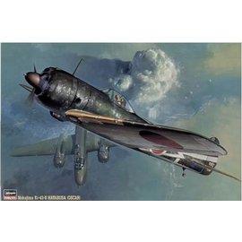 Hasegawa Hasegawa - Nakajima Ki-43-II Hayabusa (Oscar) - 1:32