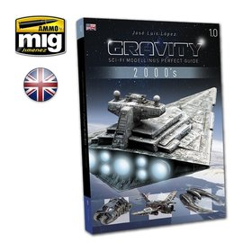 AMMO by MIG AMMO - Gravity 1.0 - SciFi Modelling Perfect Guide