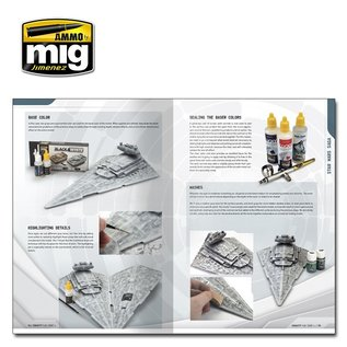 AMMO by MIG Gravity 1.0 - SciFi Modelling Perfect Guide