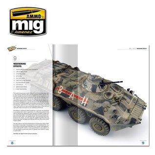 AMMO by MIG Enzyklopädie der gepanzerten Fahrzeuge Vol. 4 - Weathering