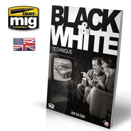 AMMO by MIG AMMO - Black & White Technique