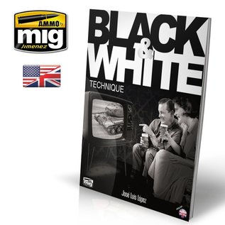 AMMO by MIG Black & White Technique