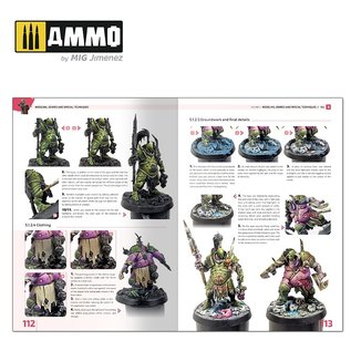 AMMO by MIG Encyclopedia of Figures Modeling Techniques - Vol. 3 – Modelling, Genres and Special Techniques