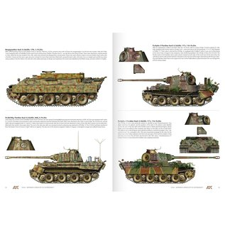 AK Interactive 1944 - German Armour in Normandy