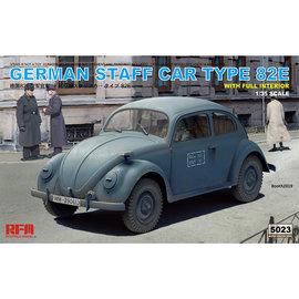 Rye Field Model RFM - Volkswagen Typ 82E Stabsfahrzeug - 1:35