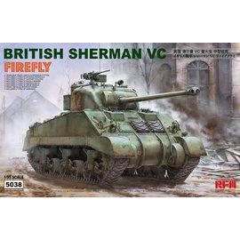 "Rye Field Model RFM - British Sherman Vc ""Firefly"" - 1:35"