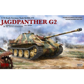 Ryefield Model RFM - Sd.Kfz.173 Jagdpanther G2 - 1:35
