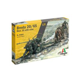 Italeri Italeri - Breda 20/65 m. Trupp - 1:35