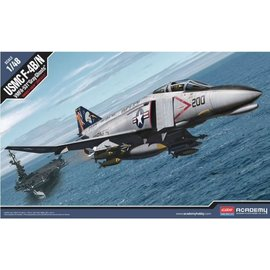 """Academy Academy - McDonnell Douglas F-4B/N VMFA-531 """"Grey Ghosts"""" - 1:48"""