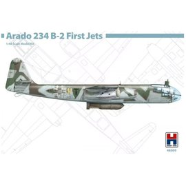 "Hobby 2000 Hobby 2000 - Arado Ar234 B-2 ""First Jets"" 1:48"