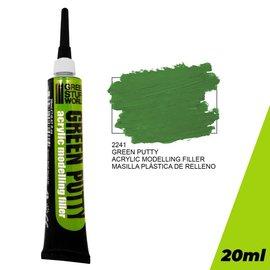 Green Stuff World Green Stuff World - Green Putty - Acryl-Spachtelmasse, grün