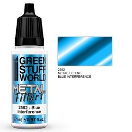 Green Stuff World Green Stuff World - Metallfilter - Blaue Interferenz