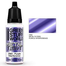 Green Stuff World Green Stuff World - Metallfilter - Lila Interferenz