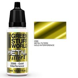 Green Stuff World Green Stuff World - Metallfilter - Goldene Interferenz