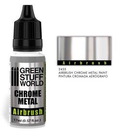 Green Stuff World Green Stuff World - Chromfarbe f. Airbrush