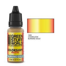 "Green Stuff World Green Stuff World - Chamäleon-Effekt ""Burning Gold"""