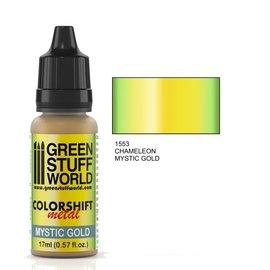 """Green Stuff World Green Stuff World - Chamäleon-Effekt """"Mystic Gold"""""""
