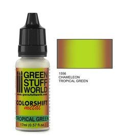 "Green Stuff World Green Stuff World - Chamäleon-Effekt ""Tropical Green"""