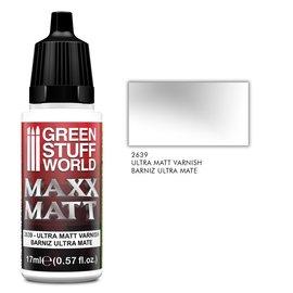 Green Stuff World Green Stuff World - MAXX Klarlack, ultramatt / ultra matt varnish - Copy