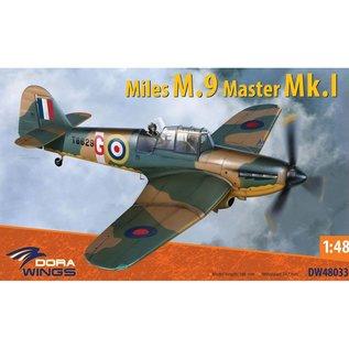 Dora Wings Miles M.9 Master Mk. I - 1:48