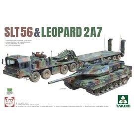 TAKOM TAKOM - SLT56 & Leopard 2A7 - 1:72