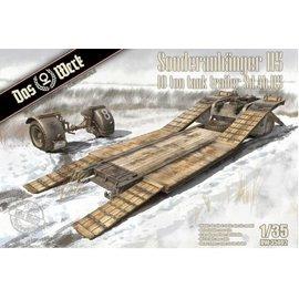 Das Werk Das Werk - Sonderanhänger 115 - 10t Tank trailer Sd.Ah. 115 - 1:35