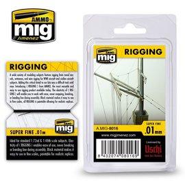 AMMO by MIG AMMO - Rigging / Takelage– Super fine 0.01 mm