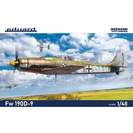 """Eduard Eduard - Focke Wulf Fw 190D-9 """"Dora"""" - Weekend Edition - 1:48"""