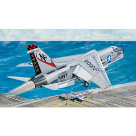 Trumpeter Trumpeter - Vought F-8J Crusader - 1:32