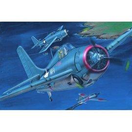 Trumpeter Trumpeter - Grumman F4F-3 Wildcat (late) - 1:32