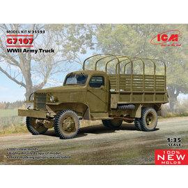 ICM ICM - Chevrolet G7107 WWII Army Truck - 1:35