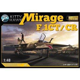 Kitty Hawk Kitty Hawk - Dassault Mirage F.1CT/CR - 1:48